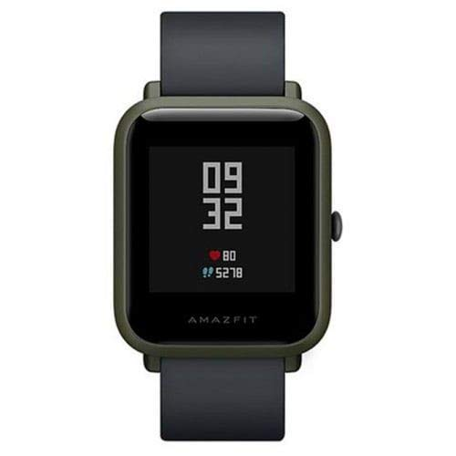 Amazfit Bip Xiaomi Smartwatch Heart Rate Monitor Activity Tracker GPS Bluetooth International Version Black