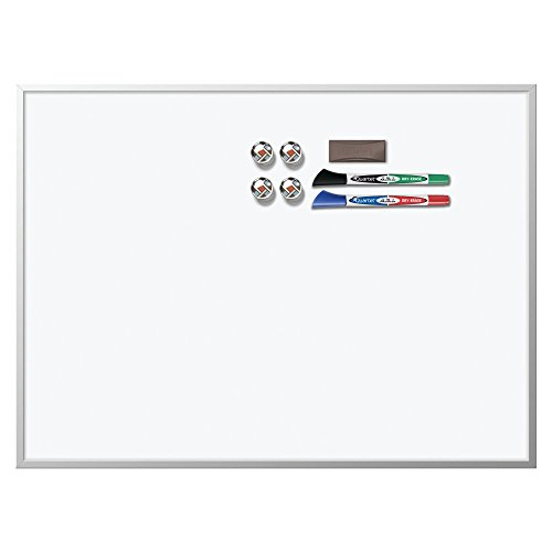 rexel-tableau-magnetique-effacable-a-sec-cadre-aluminium-430x585mm