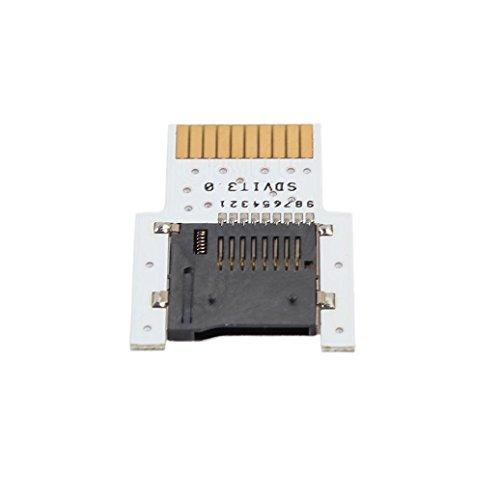 8 Wege Vga Splitter (Upxiang SD2VITA PSVSD Micro SD Adapter, Unterstützung Alle SD Karte, Für PS Vita Henkaku 3.60 (Weiß))