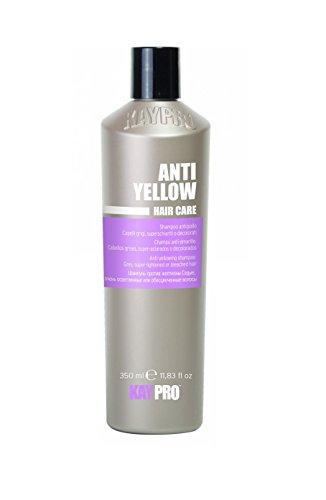 Anti-haar-verlust-shampoo (Kepro Kay Pro No Yellow Anti Silber Silver Shampoo 350 ml)