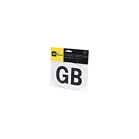 AA GB Badge Self Adhesive
