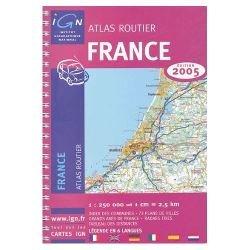 Atlas Routier : Europe 2005