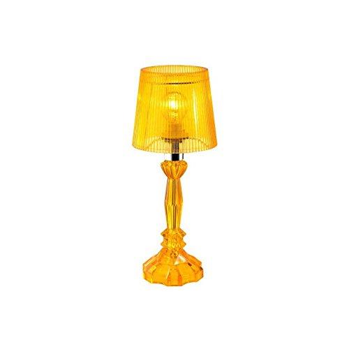 Lampe Deco Miss Baroque Orange