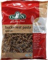 Orgran Stoneground Buckwheat Pasta Spirals 250g