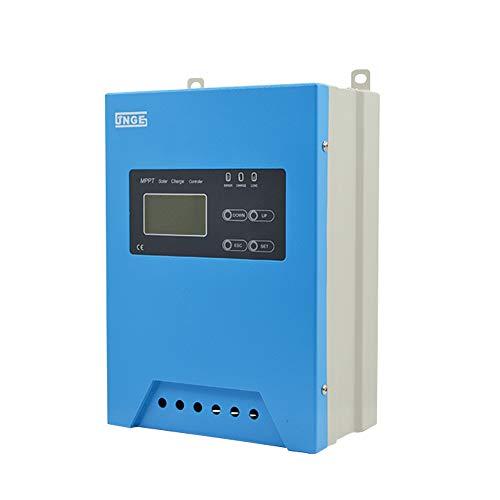 Decdeal MPPT Solarladeregler Digital Solarpanel Automatische Erkennung von 12/24/48V Batterieladeregler LCD Display Negativpol Schaltungsdesign 98{6da7c92eaaea82b1e0e4502ae82982296197abc4fb00f3f27f91a29afadf9edc} Umwandlungseffizienz Multi Protection