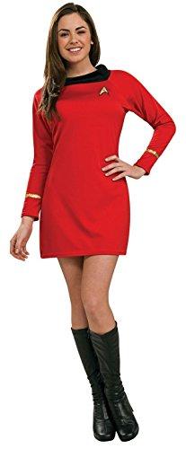 Star Trek Classic Red Dress Kostüm - Gr. S (Star Trek Classic Red Kostüme)