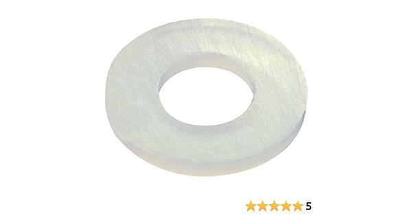 PA - Kunststoff DIN 125 Form A - Beilagscheiben 3,2 SC-Normteile SC125 Polyamid M3 20 St/ück Unterlegscheiben