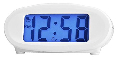 Acctim Eclipse - Reloj Despertador Solar Doble Potencia