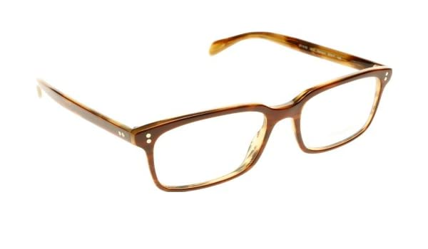 62541a9a6bc Oliver Peoples Denison OV5102 1310 51 Glasses  Amazon.co.uk  Clothing