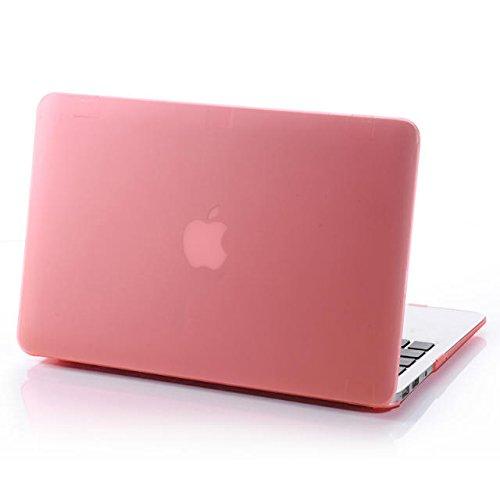 Extreme® Matte Shell Fall, superdünn gummiert seidenmatten Schutz Hard Shell Schutzhülle für Apple MacBook Air/Pro Retina 12