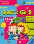 CD-ROM: Quiz & Co.: Quiz & Co. 1: Das Turboquiz für clevere Kids
