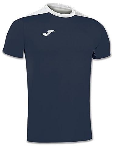 JOMA SPIKE S/S SHIRT Uniforms TEAM JERSEY SHORT SLEEVE NAVY-WHITE 2XL-3XL