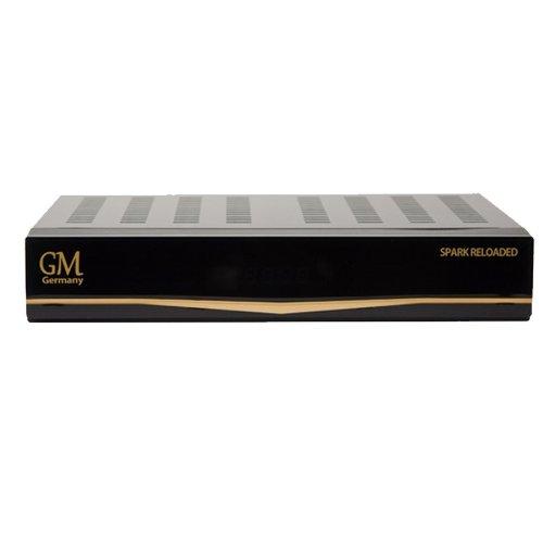 Golden Media 990 CR HD SPARK Reloaded USB Linux