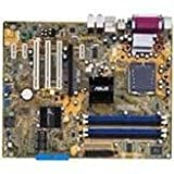 ASUS MB INTEL S775 P5GPL ATX ATX motherboard - Motherboards (2 GB, Marvell 88E8053 Gigabit LAN Controller, ATX, 305 x 245, Realtek ALC880 High Definition Audio 8-channel CODEC)