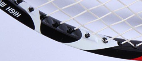 VICTOR Badmintonschläger Light Fighter 7400, Rot/Schwarz, 67.5 cm, 148/7/4