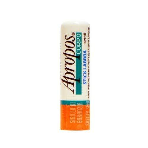 Stick solaire Per Labbra Emolliente E Protettivo Sfp 15 5,7 G
