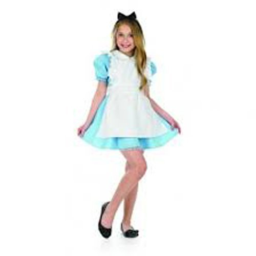 (Alice Im Wunderland Kostüm Classic)