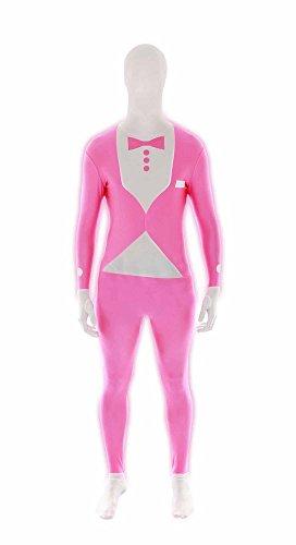Morphsuits MGTP2 - Leucht Tuxedo Kostüm, XXL,