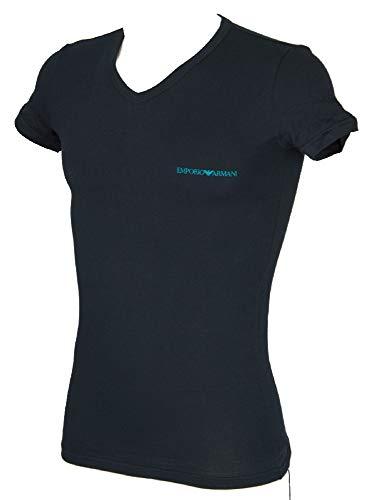 Emporio Armani Underwear Herren 1108106A717 T-Shirt, Blau (Marine 00135), X-Large