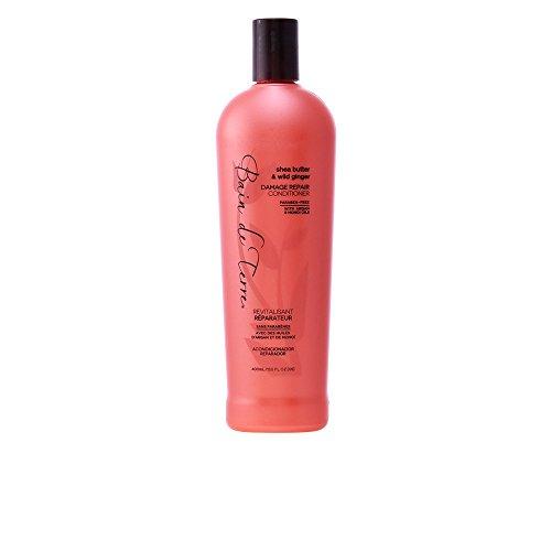 Bain de Terre Shea Butter & Wild Ginger Repair Après-shampooing – 400 ml