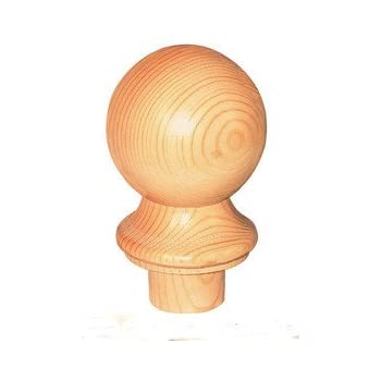 French Antique Wood Stairwell Finial Newel Post Cap Finial 1 High Resilience Finials Antiques