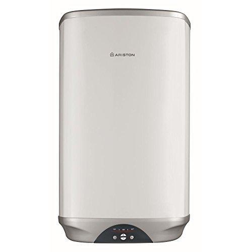 ARISTON 3626084 Scaldabagno Elettrico Shape ECO V, 1.2 k a Norme, 50 litri
