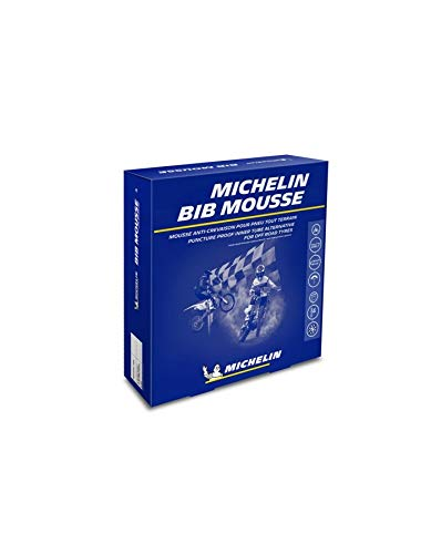 Michelin Bib Mousse Inner Tube 140/80-18 55071 by Michelin