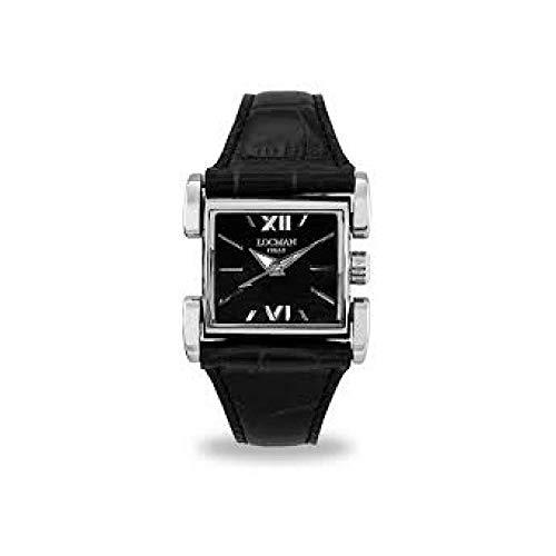 Locman Italy Mujer Reloj Latin Lover Titanium/acero inoxidable negro Ref. 0506
