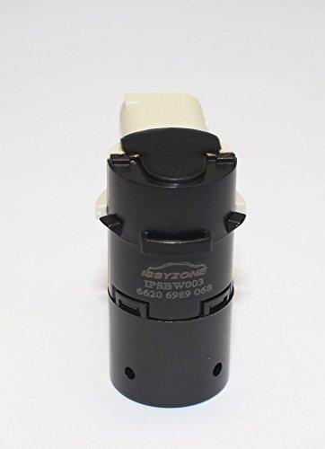 Jurmann Trade GmbH® Parksensor für BMW E39 E53 E60 E61 Mini Sensormodell 66216938738 Einparkhilfe