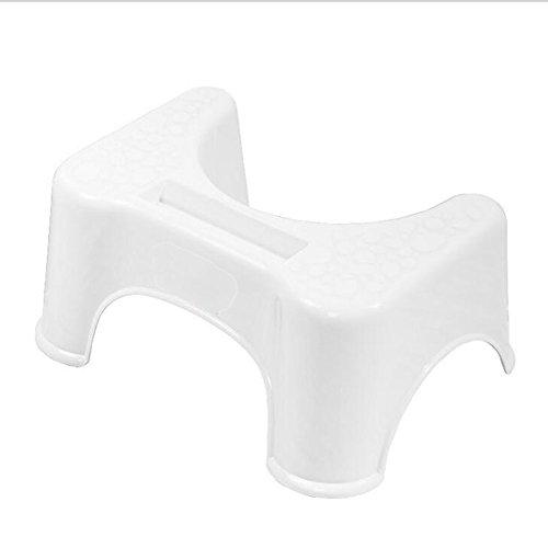 Canank Badezimmer Toilettenhocker Anti-antibakteriell WC-Sitze für Erwachsene & Kinder