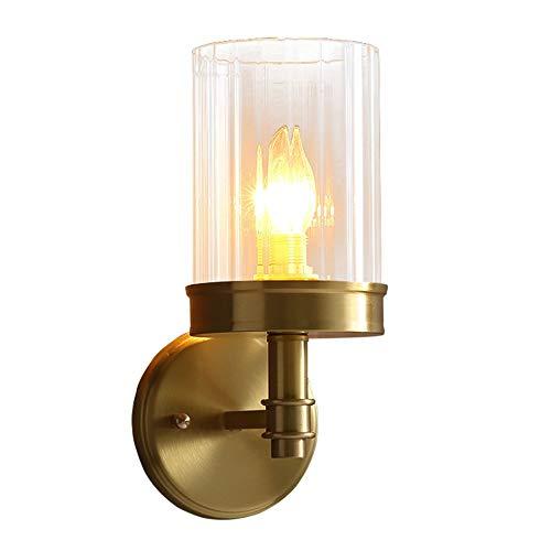Yaione Badezimmer Wandleuchten Wandleuchte Kids Ikea Long Tube Glas Lampenschirm Round Base Beleuchtung Zubehör Explosionsgeschützte Leuchten Gold 1 Light Farmhouse Wandleuchten Set Of One - Explosionsgeschützte Leuchten