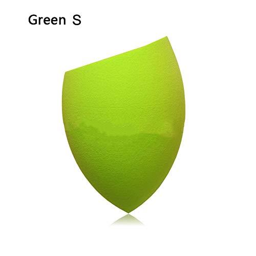 AchidistviQ Glatte Make-up-Foundation Schwamm Mixer Mischung Puff makellose Pulver Beauty-Tool Green...