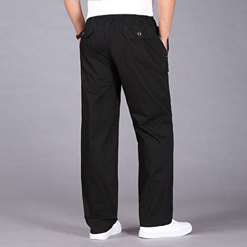 Zoom IMG-3 feibeauty pantaloni slim fit in