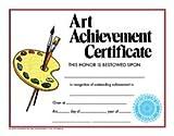 Hayes 411500style-c Art Achievement certificate, 8–1/5,1x 27,9cm Dimensioni