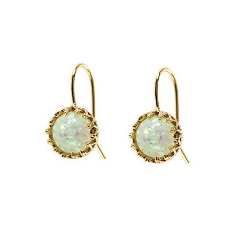 JmDick'Stud earring Ohrstecker Wish Ohrstecker Gold Auburn Ohrringe Luxury Wom