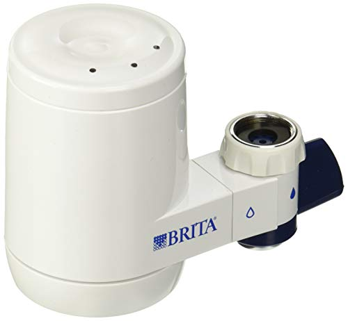 BRITA On Tap - Filtro de Agua para Grifo, Color Blanco