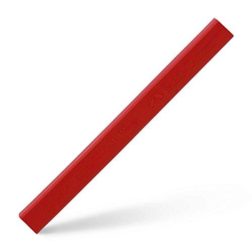 Faber-Castell Polychromos Single Stick Künstler Pastel, deep scarlet rot 219 Scarlet Ort