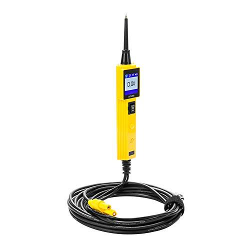Msleep BT260 Automotive Circuit Tester Leistungsmesskopf Elektrik Diagnosewerkzeug für 6V / 12V / 24V Fahrzeug/Motorrad/Boot/LKW