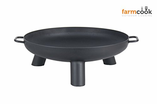 Farmcook Feuerschalen - Feuerkörbe Sortiment Verschiedene Modelle in 60-70-80 cm (Feuerschale 37, 70 cm)