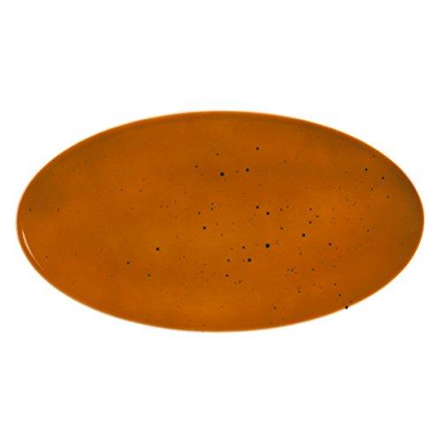 Seltmann Weiden 001.733799 Coup Fine Dining Country Life-Terracotta Plat à coupes en terre cuite Marron