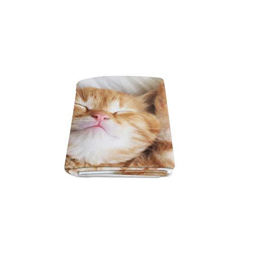 af Katze Custom Winter Leichter Komfortable Pelz Fuzzy Super Soft Fleece Couch Sofa Und Bett Decke Für Baby Frauen Größe 40x50 Zoll ()
