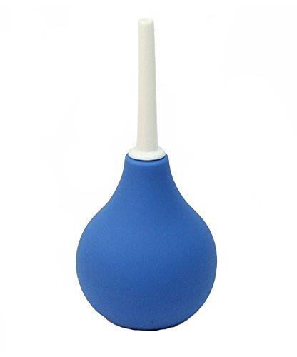 Demarkt Poire A Lavement Bock Douche Système Rectal Boule Bleu Nettoyage Anal Anus Côlon-couleur bleu