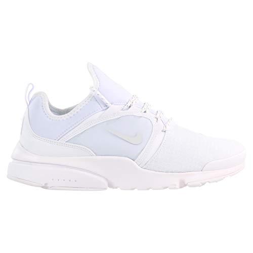 Nike Herren Presto Fly World SU19 Leichtathletikschuhe, Weiß (White/Pure Platinum 000), 42.5 EU