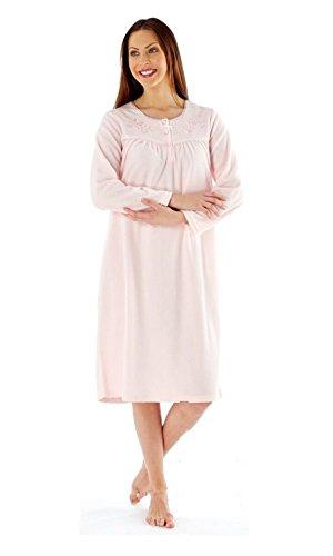 Lady Olga -  Camicia da notte  - Donna Pink