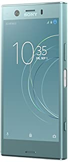 "Sony Xperia XZ1 Compact Smartphone 4,6"", Octa Core, 4 GB RAM, memoria da 32 GB, Fotocamera 19 MP, Android, Orizzonte Blu [versione Italia] (B075FQSNH9) 