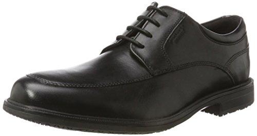 rockport-essential-details-ii-apron-toe-herren-schnrhalbschuhe-schwarz-black-leather-43-eu-9-uk