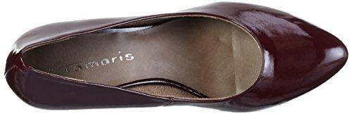 Tamaris 22416, Scarpe con Tacco Donna Marrone (BORDEAUX PAT. 580)