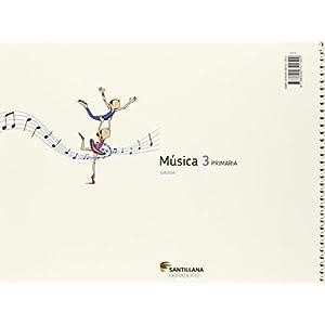 MUSICA 3 PRIMARIA GALL ED12