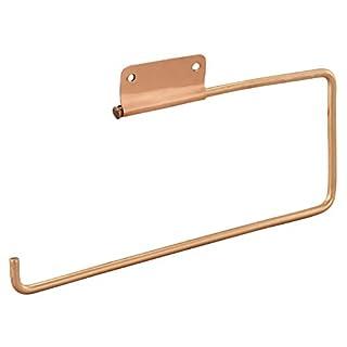 ARSUK Handtuchhalter und Papierhandtuchhalter (Copper Polish)