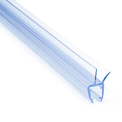 0.4m Joint de douche UK03 pour 5. 6 et 8mm epaisseur d'ecrans